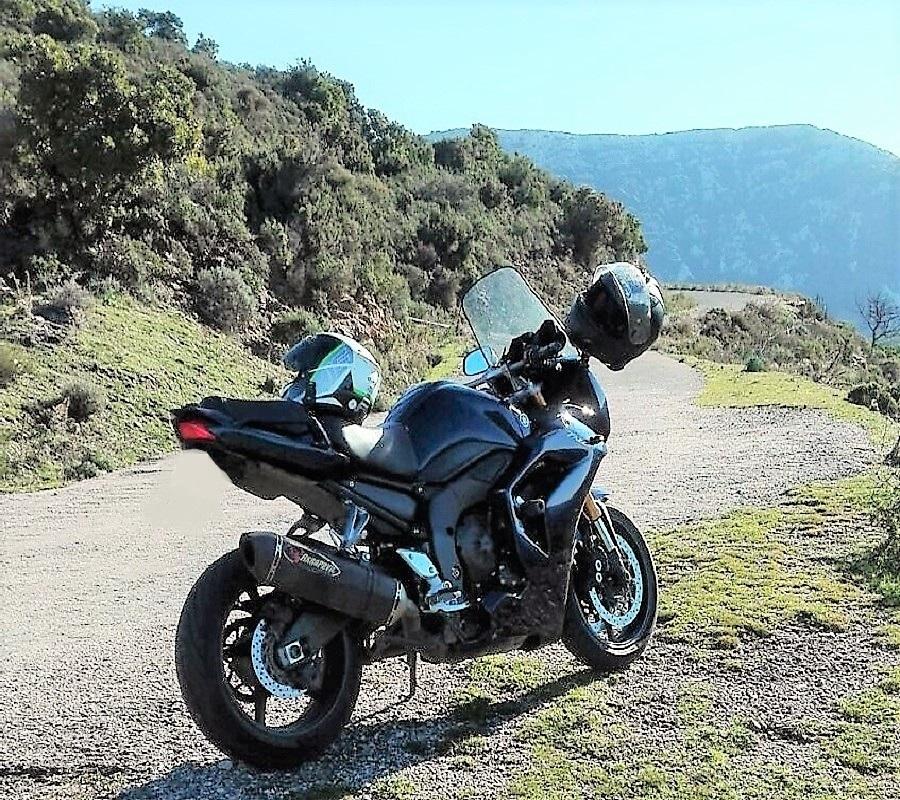 Yamaha FZ1 (Details / dettagli)