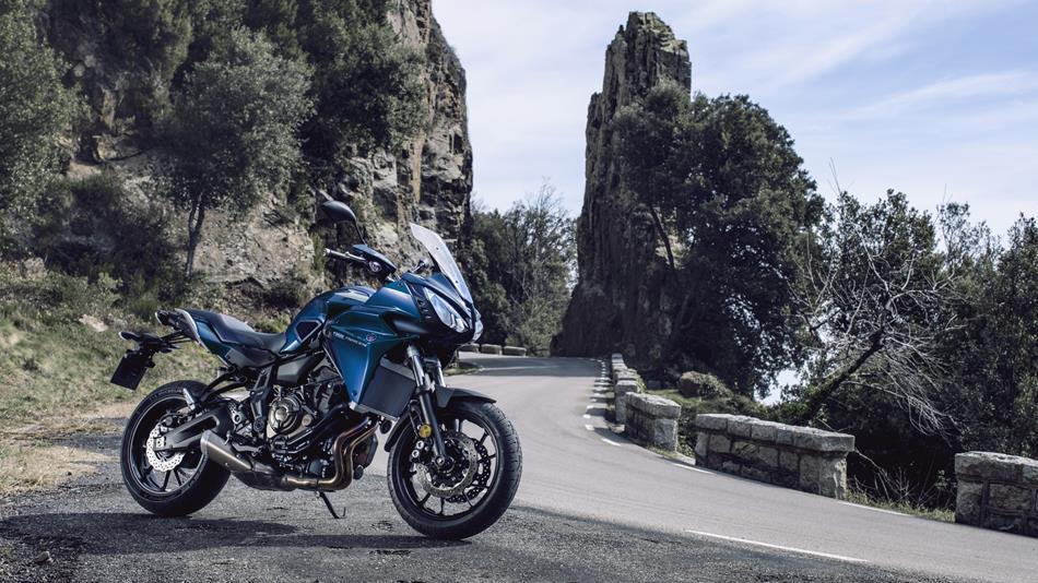 Yamaha Tracer 700 (oder vergleichbar, siehe Details)